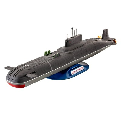 Maquette sous marin russe Typhoon Class - Revell-05138