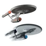 Maquette Star Trek : Coffret Anniversaire : 2 maquettes U.S.S. Entreprise