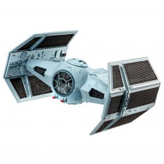 Maquette Star Wars : Darth Vader's TIE Fighter