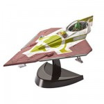 Maquette Star Wars : Easy Kit : Kit Fisto's Jedi Starfighter