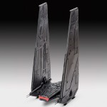 Maquette Star Wars : Easy Kit : Kylo Ren's Command Shuttle