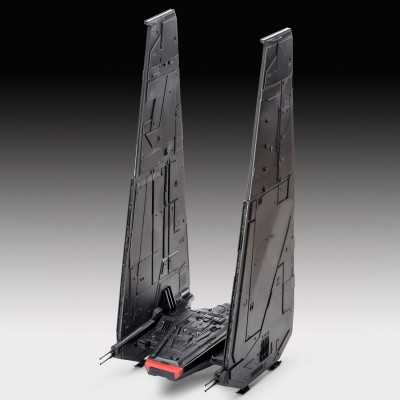 Maquette Star Wars : Easy Kit : Kylo Ren's Command Shuttle - Revell-06695