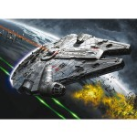 Maquette Star Wars : Easy Kit : Millennium Falcon (Niveau 1)