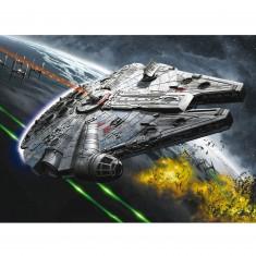 Maquette Star Wars : Easy Kit : Millennium Falcon (Niveau 1)