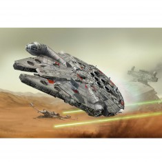 Maquette Star Wars : Easy Kit : Millennium Falcon