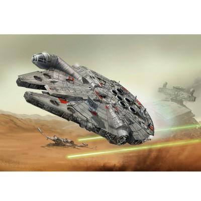Maquette Star Wars : Easy Kit : Millennium Falcon - Revell-06694