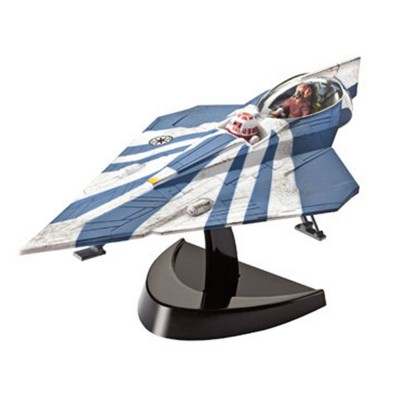 Maquette Star Wars : Easy Kit : Plo Koon's Jedi Starfighter - Revell-06689