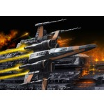 Maquette Star Wars : Easy Kit : Poe's X-Wing Fighter (niveau 1)