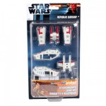 Maquette Star Wars : Easy Kit : Republic Gunship rouge et blanc