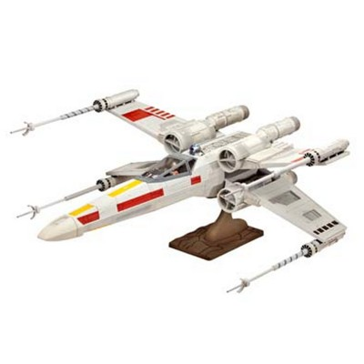 Maquette Star Wars : Easy Kit : X-Wing Fighter - Revell-06690