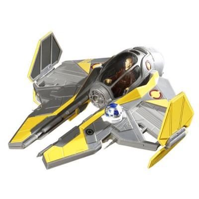 Maquette Star Wars : Easy Kit Pocket : Anakin's Jedi Starfighter - Revell-06720