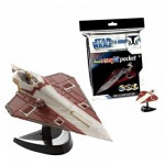 Maquette Star Wars : Easy Kit Pocket : Jedi Starfighter