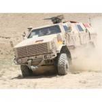 Maquette véhicule militaire : Dingo 2A2
