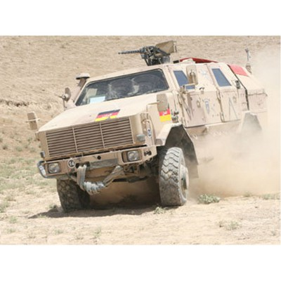 Maquette véhicule militaire : Dingo 2A2 - Revell-03233