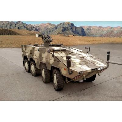 Maquette véhicule militaire : GTK Boxer GTFZ A1 - Revell-03198
