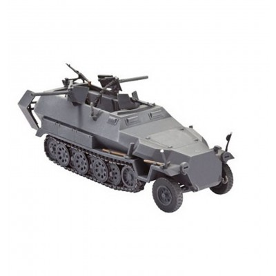 Maquette véhicule militaire : Sd.Kfz. 251/16 Ausf. C - Revell-03197