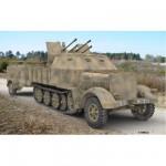 Maquette véhicule militaire : Sd.Kfz.7/1