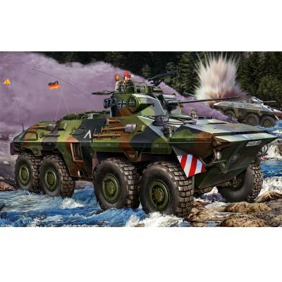 Maquette véhicule militaire : SpPz 2 Luchs A1/A2 - Revell-03036