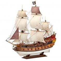 Maquette voilier : Bateau pirate