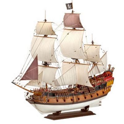 Maquette voilier : Bateau pirate - Revell-05605