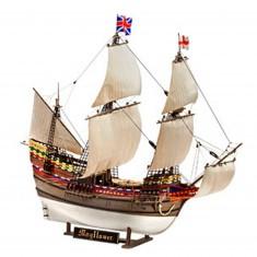 Maquette voilier : Pilgrim Ship MAYFLOWER