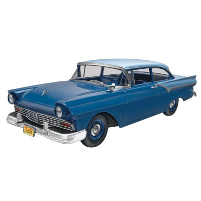 Maquette voiture : 1957 Ford Custom 2 'n 1 - Revell-85-14283