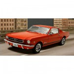 Maquette voiture : 1965 Ford Mustang 2+2 Fastback