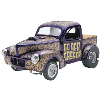 Maquette voiture : '41 Willy's Pickup - Revell-85-14058