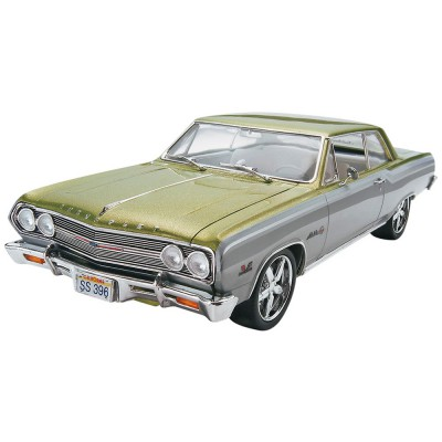 Maquette voiture : 65 Chevelle SS 396 Z-16 - Revell-85-14055