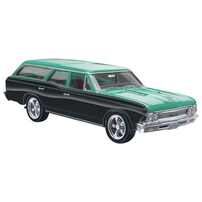 Maquette voiture : '66 Chevelle Station Wagon - Revell-85-14054