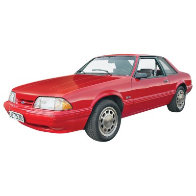Maquette voiture : '90 Mustang LX 5.0 2 'n 1 - Revell-85-14252
