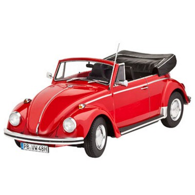 maquette voiture coccinelle vw 1500 cabriolet revell rue des maquettes. Black Bedroom Furniture Sets. Home Design Ideas
