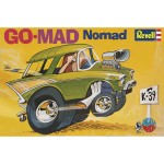 Maquette voiture : Dave Deal : Go-Mad Nomad