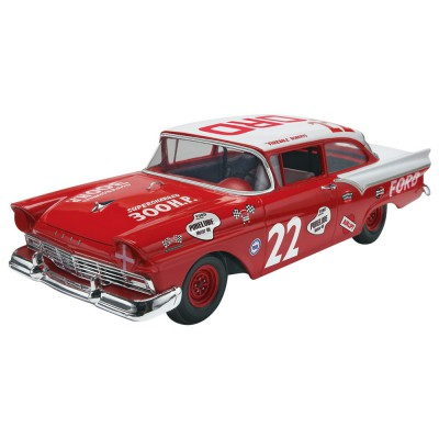 Maquette voiture : Fireball Roberts '57 Ford - Revell-85-14024