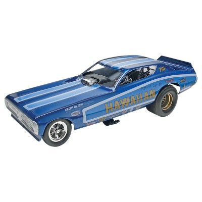 Maquette voiture : Hawaiian Charger Funny Car - Revell-85-14082