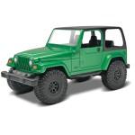 Maquette voiture : Jeep Wrangler Rubicon