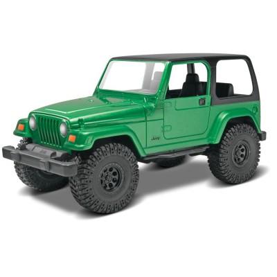 Maquette voiture : Jeep Wrangler Rubicon - Revell-85-11686