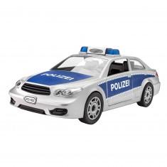 Maquette voiture : Junior Kit : Voiture de police
