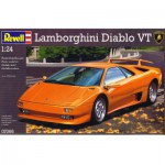 Maquette voiture : Lamborghini Diablo VT