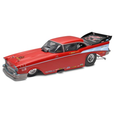 Maquette voiture : McEwen '57 Chevy Funny Car - Revell-85-14305
