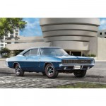 Maquette voiture : Model-Set : 1968 Dodge Charger R/T