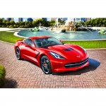 Maquette voiture : Model-Set : 2014 Corvette Stingray