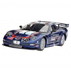 Maquette voiture : Model Set : Corvette C5-R Compuwar