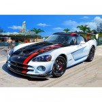 Maquette voiture : Model-Set : Dodge Viper SRT10 ACR