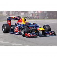 Maquette voiture : Model-Set : Red Bull Racing RB8 (Mark Webber)