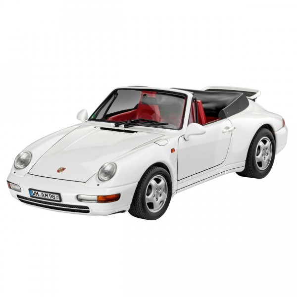 maquette voiture porsche carrera cabrio jeux et jouets revell avenue des jeux. Black Bedroom Furniture Sets. Home Design Ideas