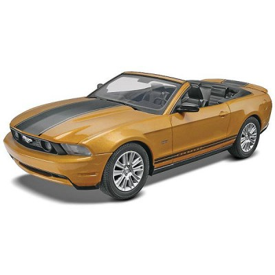 Maquette voiture: SnapeTite : '2010 Ford Mustang GT convertible - Revell-85-11963