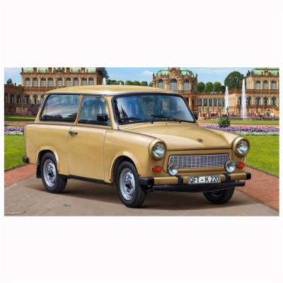 Maquette voiture : Trabant 601 Universal - Revell-07070
