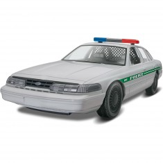 Maquette voiture : Voiture de police Ford