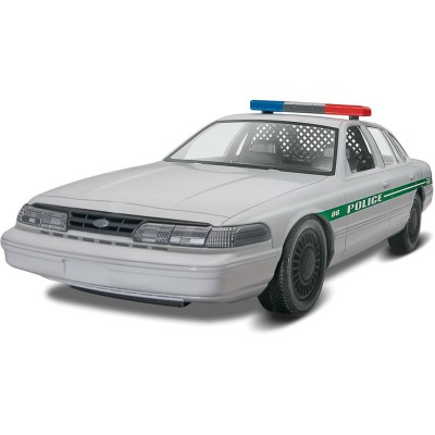 Maquette voiture : Voiture de police Ford - Revell-85-11688